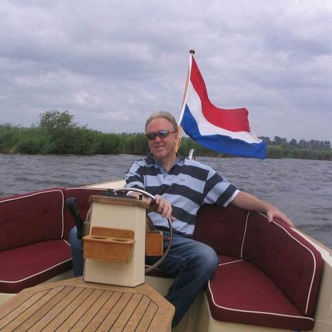 Michael Ravensbergen, mens, vader en ondernemer.